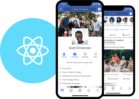 React Native App Development in Riyadh
