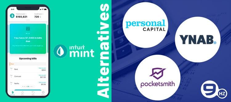 mint app alternatives