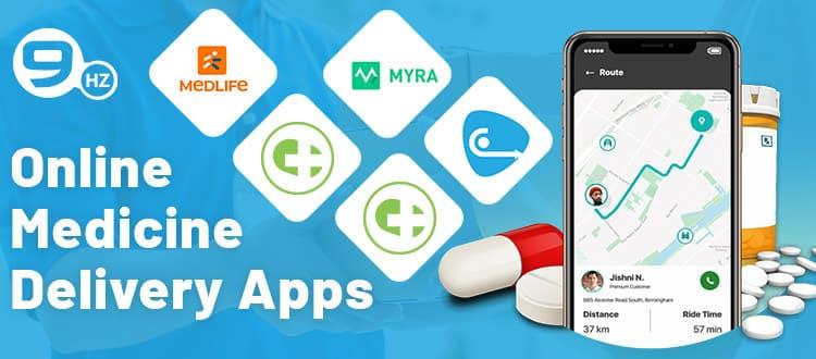 online medicine delivery apps
