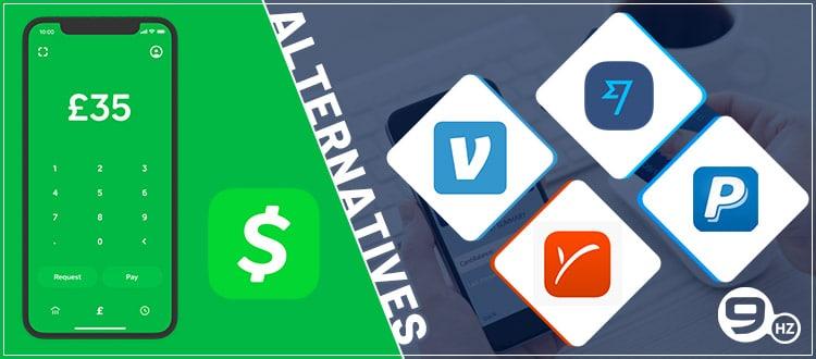 cash app alternatives