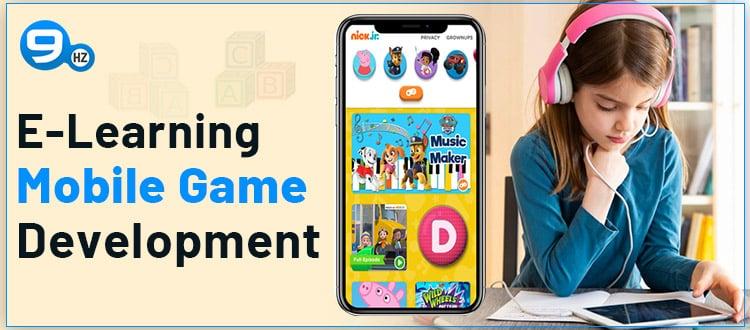 e-learning game development