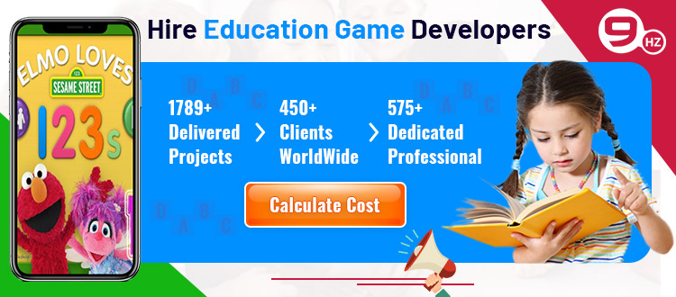 hire educational game developers
