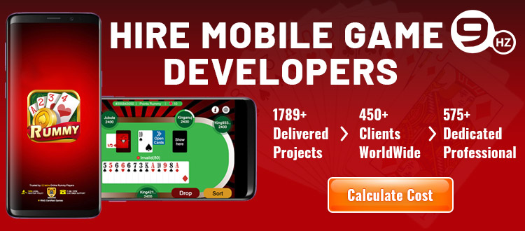 hire mobile game developers