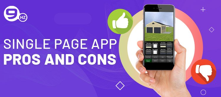 single page app pros cons