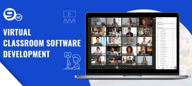 Virtual Classroom Software Development for Online Teaching [Cost, Company & Features]