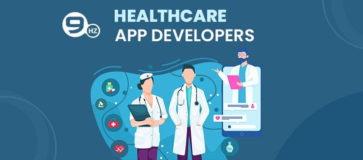 healthcare app developers