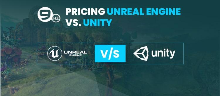 Unreal Engine vs. Unity