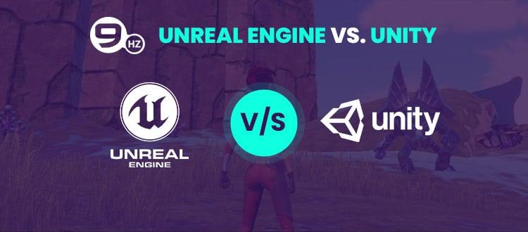 unreal vs unity game development