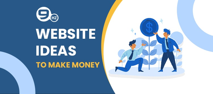 website ideas to make money