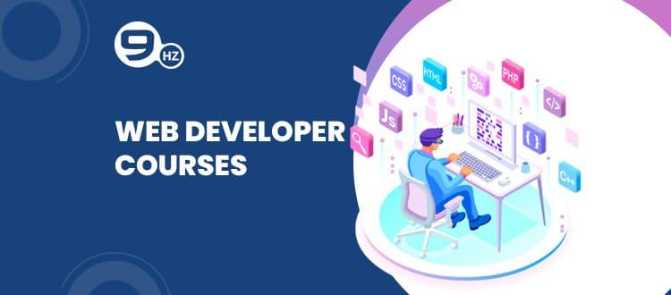 web developers courses