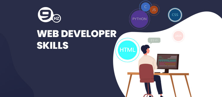 web developer skills